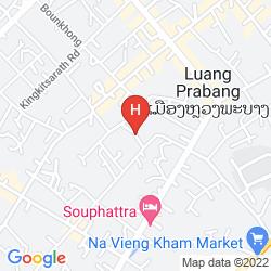 Karte VILLA BAN LAO