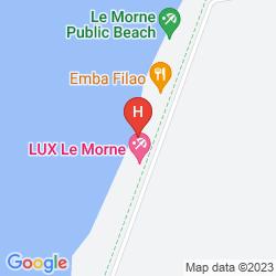 Karte LUX LE MORNE