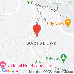 Karte ALCAZAR