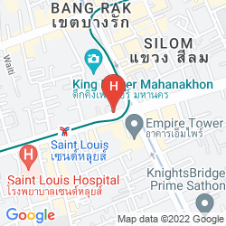 Karte W BANGKOK