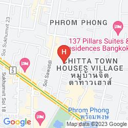 Karte S33 COMPACT SUKHUMVIT HOTEL