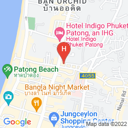 Karte MVC PATONG HOUSE