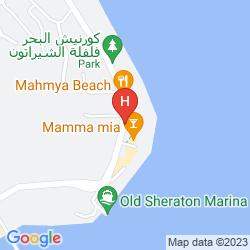 Karte SEA SHALL HOTEL