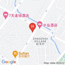 Karte EJON FASHION