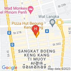 Karte KING GRAND SUITES BOUTIQUE HOTEL
