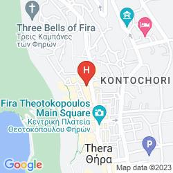 Karte FIRA BLUE HORIZON