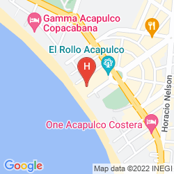 Karte TROPICANO