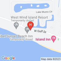 Karte SUNSET BEACH INN