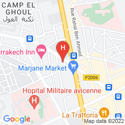 Karte TAFOUKT