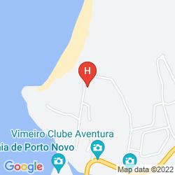 Karte Ô HOTEL GOLF MAR