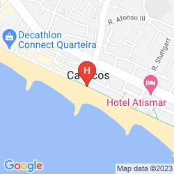 Karte DOM JOSE BEACH