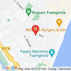 Karte ITACA FUENGIROLA