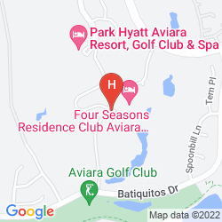 Karte FOUR SEASONS RESIDENCE CLUB AVIARA