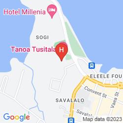 Karte TANOA TUSITALA