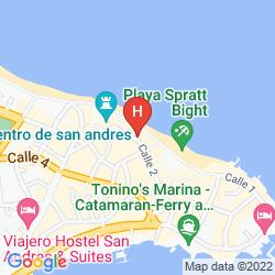 Karte CASABLANCA