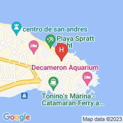 Karte EL DORADO WELCOME