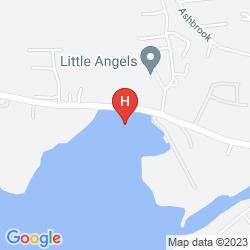 Karte ORANMORE LODGE