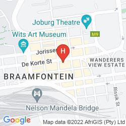 Karte LAMUNU HOTEL