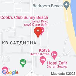 Karte GRENADA HOTEL