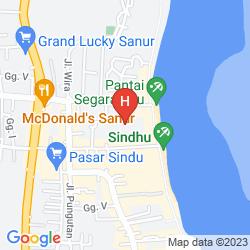 Karte INNA SINDHU BEACH