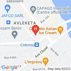 Karte ACROPOLE