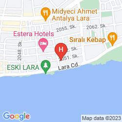 Karte ANTALYA PALACE
