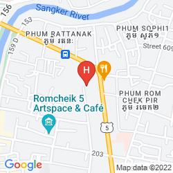 Karte PHKA VILLA