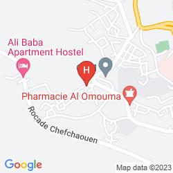 Karte CASA ANNASR