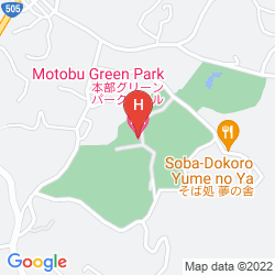 Karte MOTOBU GREEN PARK HOTEL