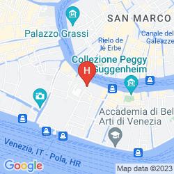 Karte GALLERIA