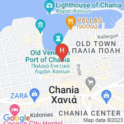 Karte KYDONIA