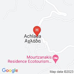 Karte ACHLADA - MOURTZANAKIS RESIDENCE