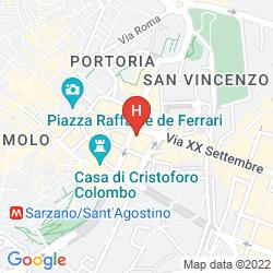 Karte LA BRIOSA NICOLE