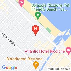 Karte D-PLACE APARTHOTEL & SUITE