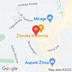 Karte HOTEL GRAND
