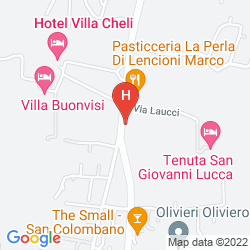 Karte VILLA LA PERLA