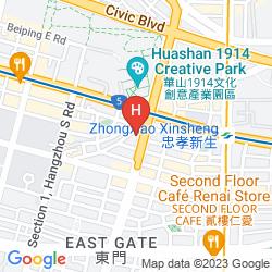 Karte EIGHT ZONE
