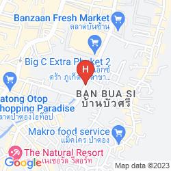 Karte ADD PLUS HOTEL & SPA