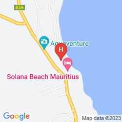 Karte SOLANA BEACH