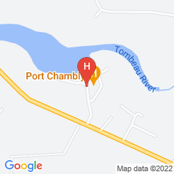 Karte THE ADDRESS BOUTIQUE HOTEL