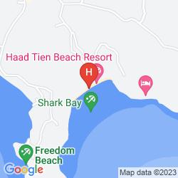 Karte BEACH CLUB BY HAADTIEN