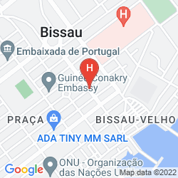 Karte COIMBRA HOTEL AND SPA