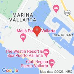 Karte VILLAS VAMAR MARINA & BEACH RESORT