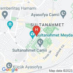 Karte DOSSO DOSSI HOTELS OLD CITY