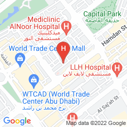 Karte ROYAL ROTARY HOTEL APARTMENTS