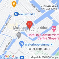 Karte LUXURY SUITES AMSTERDAM