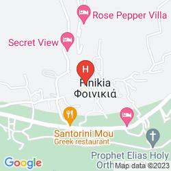 Karte AZALEA HOUSES