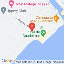 Karte SOL GUADALMAR