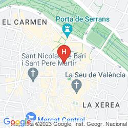 Karte AD HOC CARMEN