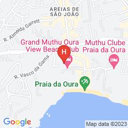 Karte GRAND MUTHU OURA VIEW BEACH CLUB